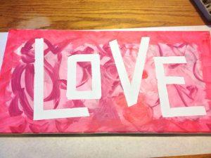 Valentine's Day, Wedding, Anniversary or Engagement Craft
