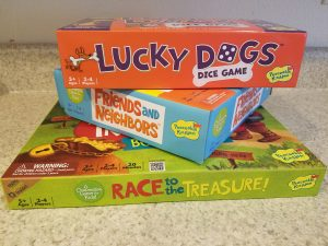 Fun New Cooperative Games-Peaceable Kingdom Review